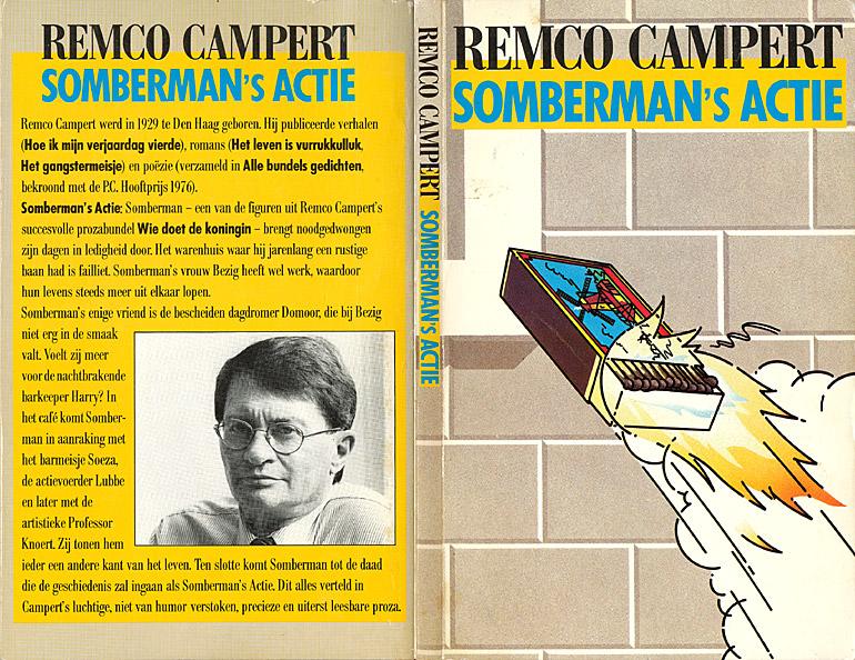 Remco Campert somberman