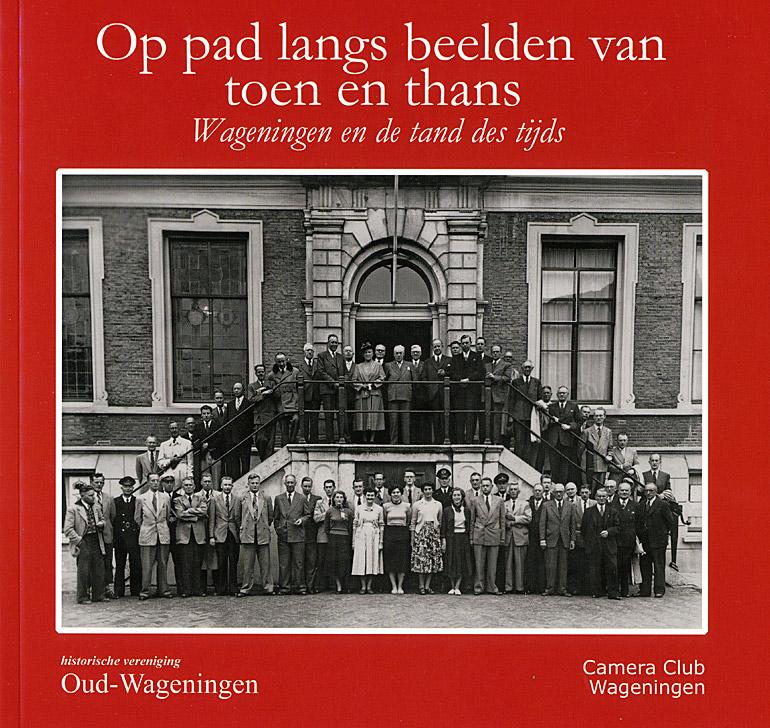 Detail Van Boeken Wageningen